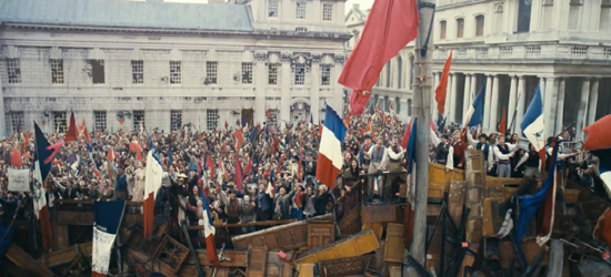 les mis screen